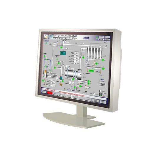20.1 inches Desktop Touch screen Industrial PC