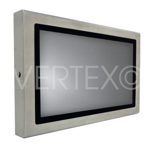 24 inches Taurus Stainless Steel Monitor - Full IP67
