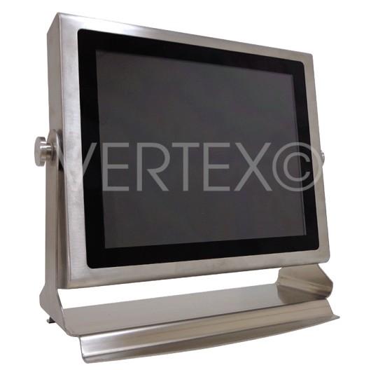 "17"" Taurus Edelstahl-Monitor"
