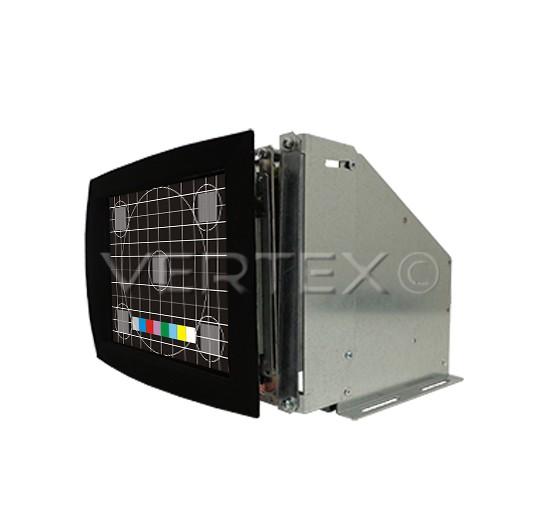 Heller Unipro CNC 80 - TFT-Ersatzmonitor