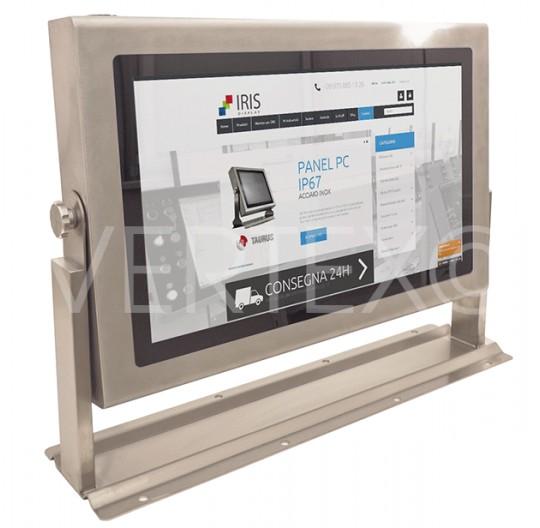 """24"""" Taurus Panel-PC, geschützt nach IP67"""