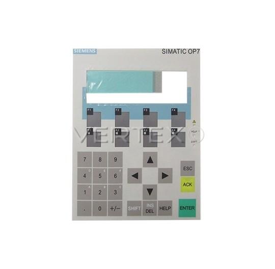 Membrane Keypad for Siemens Simatic OP7